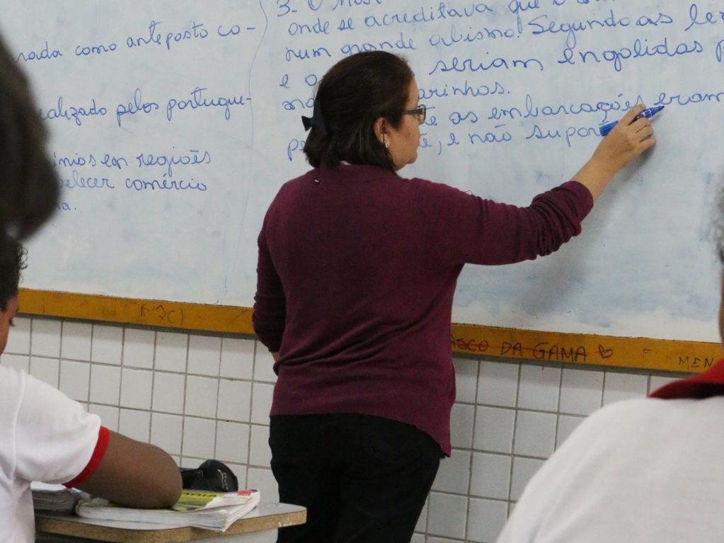 Governo convoca 110 professores para compor quadro efetivo do RN