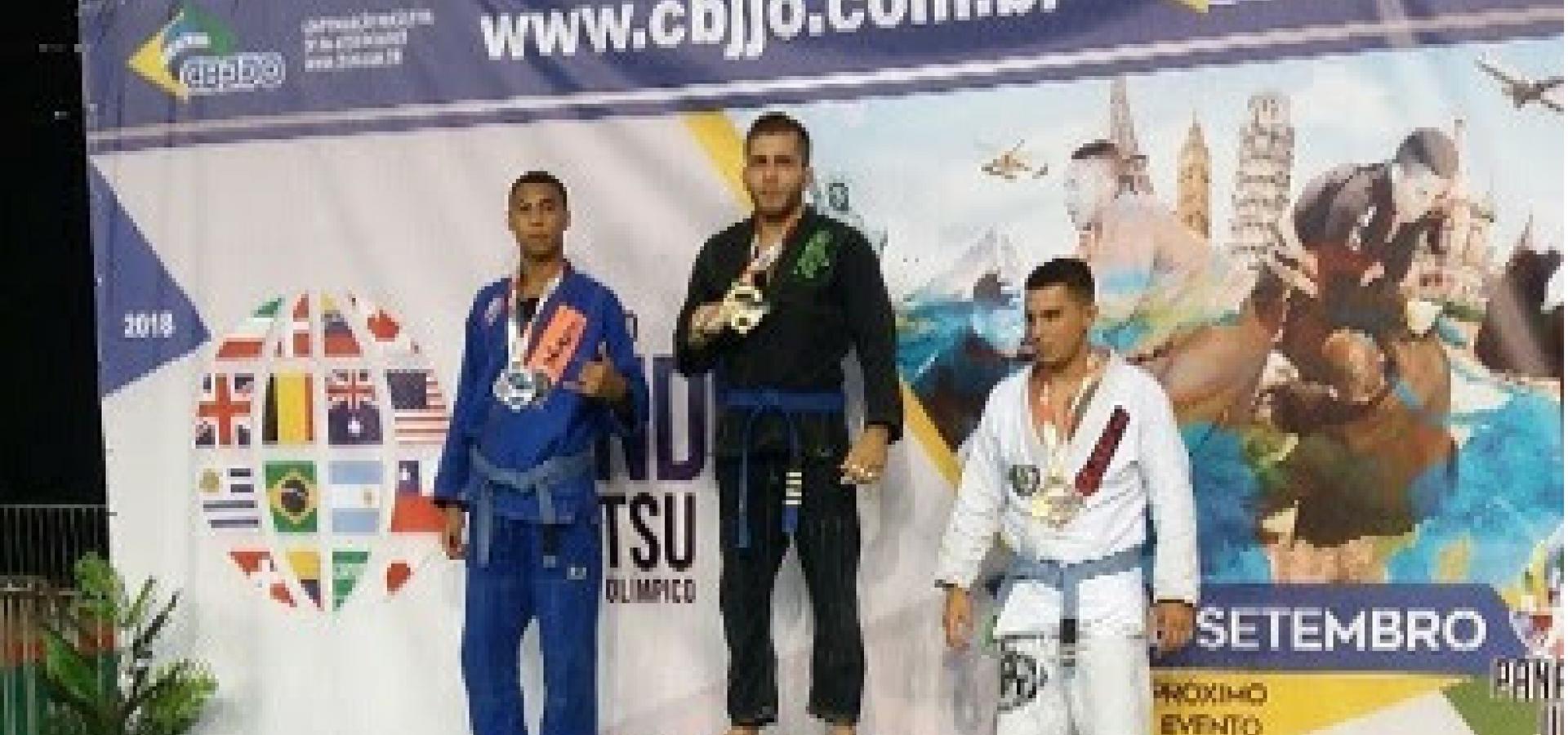 Lucas Lodi chega na final da Mundial de Jiu-jitsu e conquista vice-campeonato