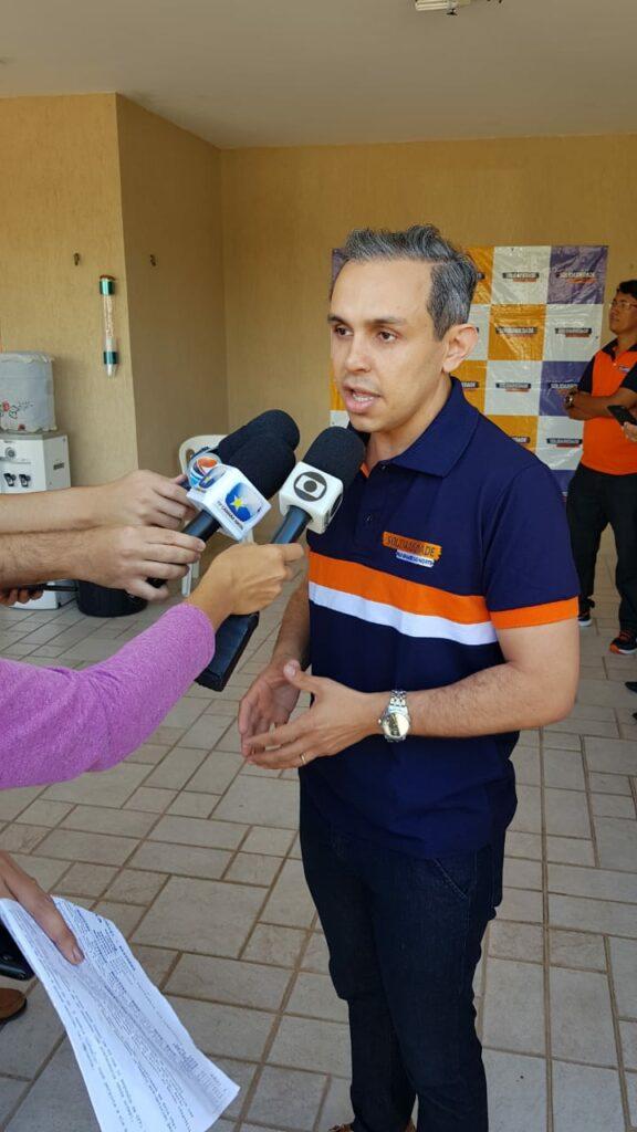 Brenno Queiroga é o candidato do 'Solidariedade' ao Governo do RN