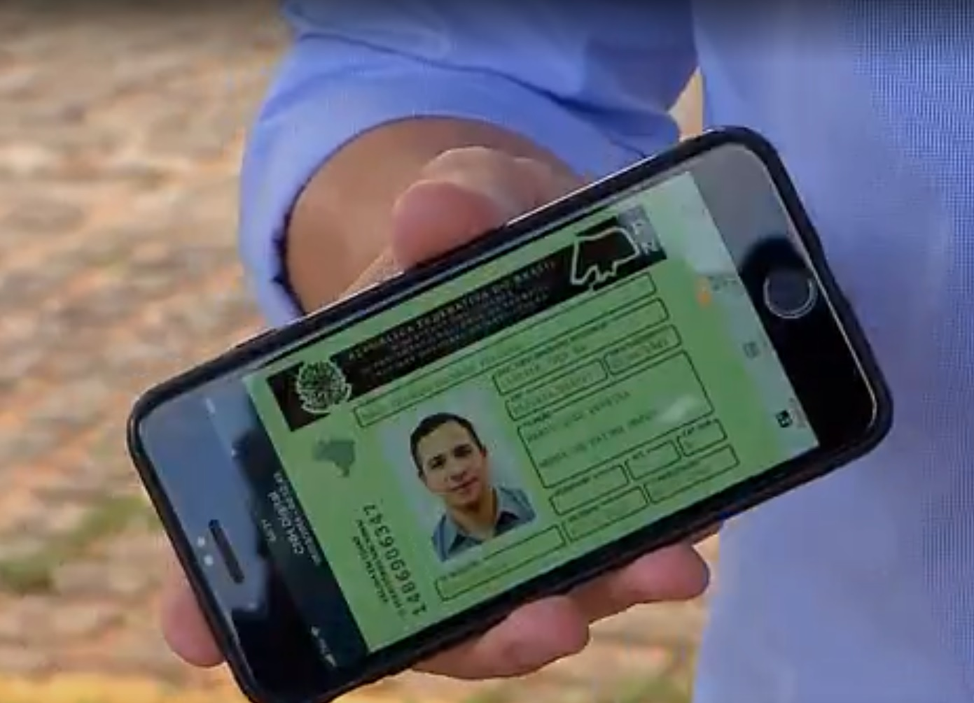 Detran contabiliza mais de 3 mil motoristas com CNH digital no RN