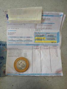 Homem encontra dinheiro em mossoró conta de luz e paga fatura de desconhecida