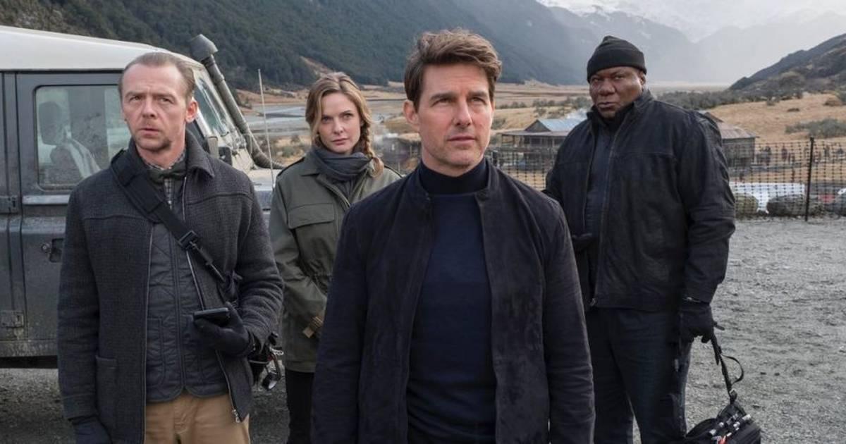 Tom Cruise encara o trânsito de Paris para filmar cena de 'Missão: Impossível – Efeito Fallout'