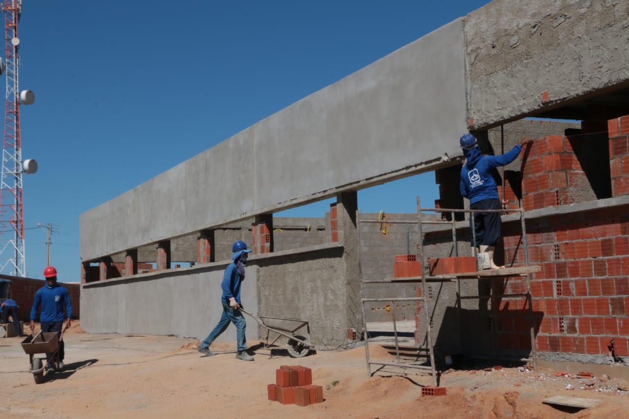 """Nova """"Central do Cidadão"""" em Caraúbas atenderá população de 10 municípios"""