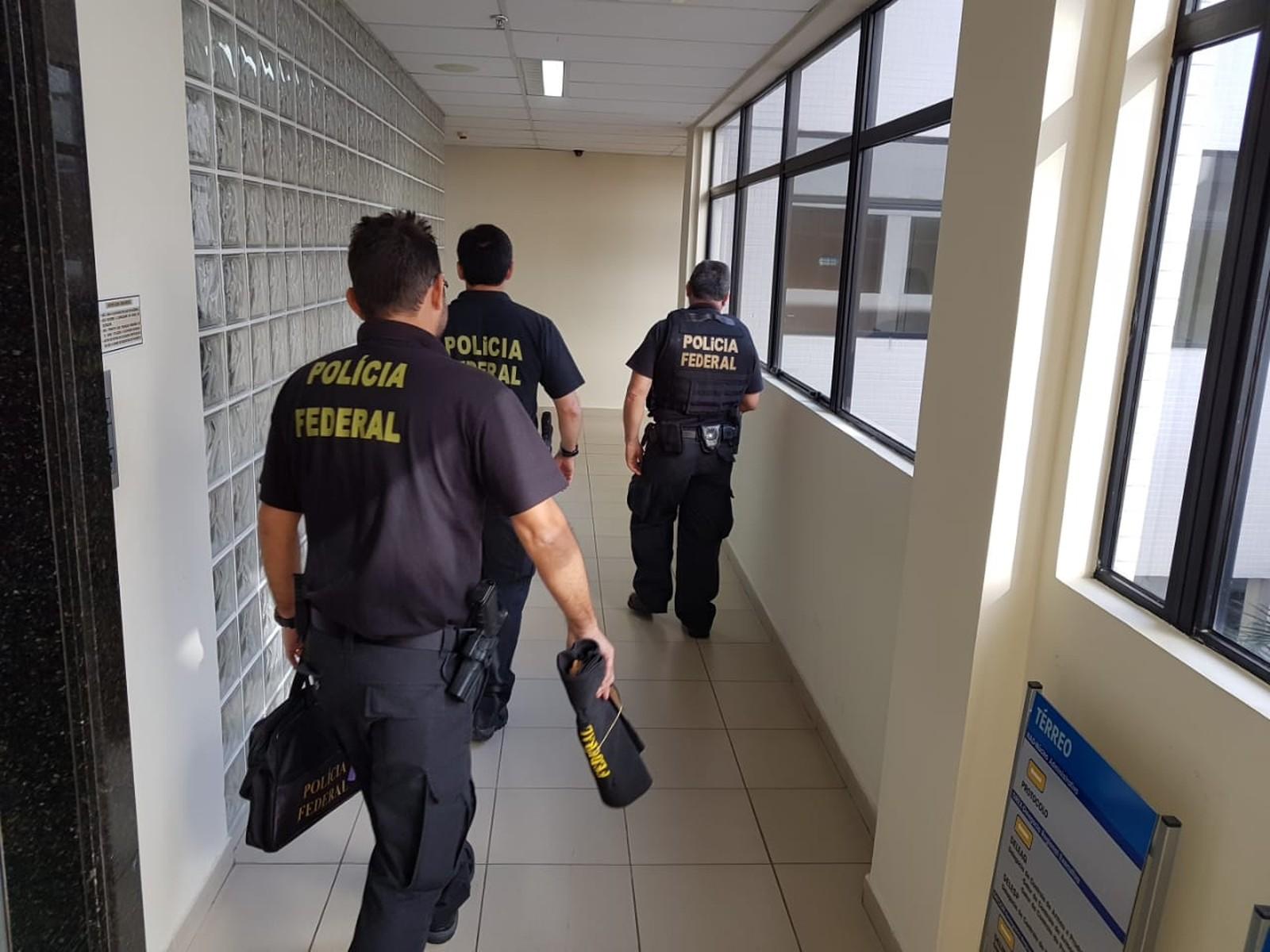 PF apura desvio de recursos públicos e lavagem de dinheiro no RN