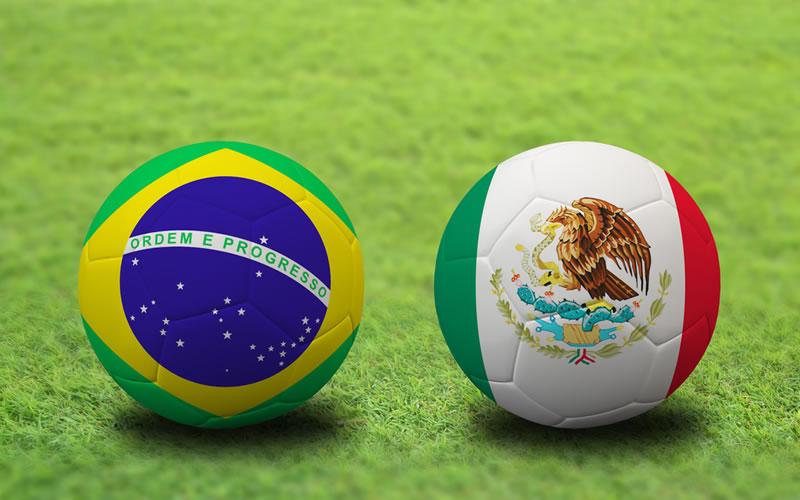 Brasil x México ao vivo: onde assistir e detalhes do jogo