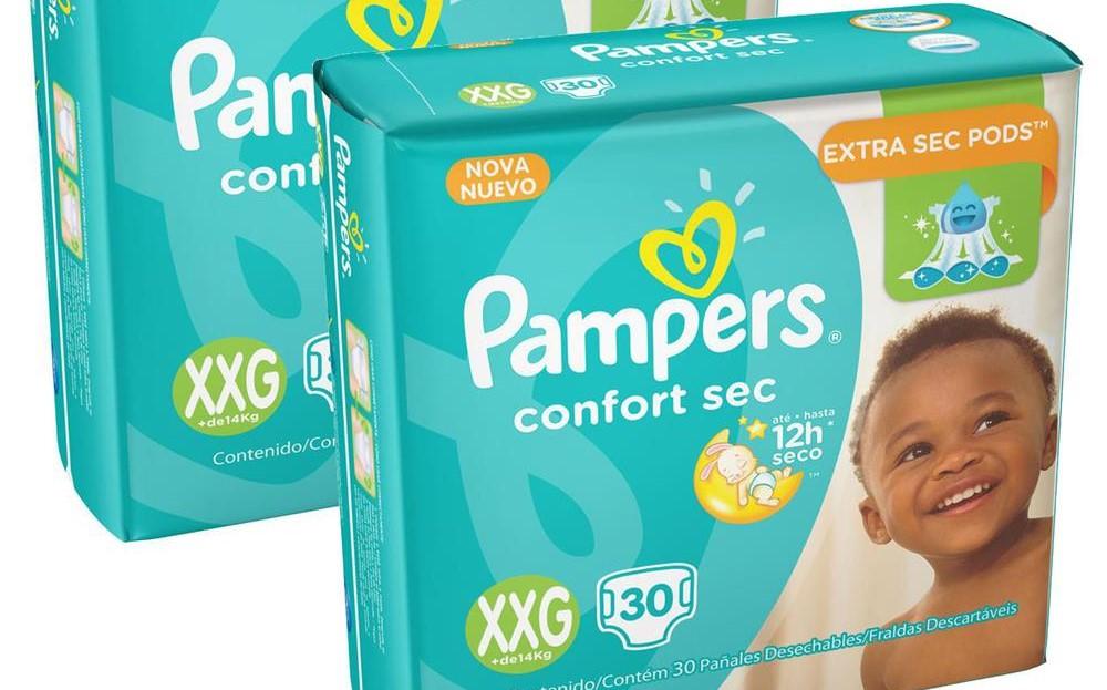 'Extra.com' oferece descontos de até 50% em fraldas e produtos de higiene para o bebê