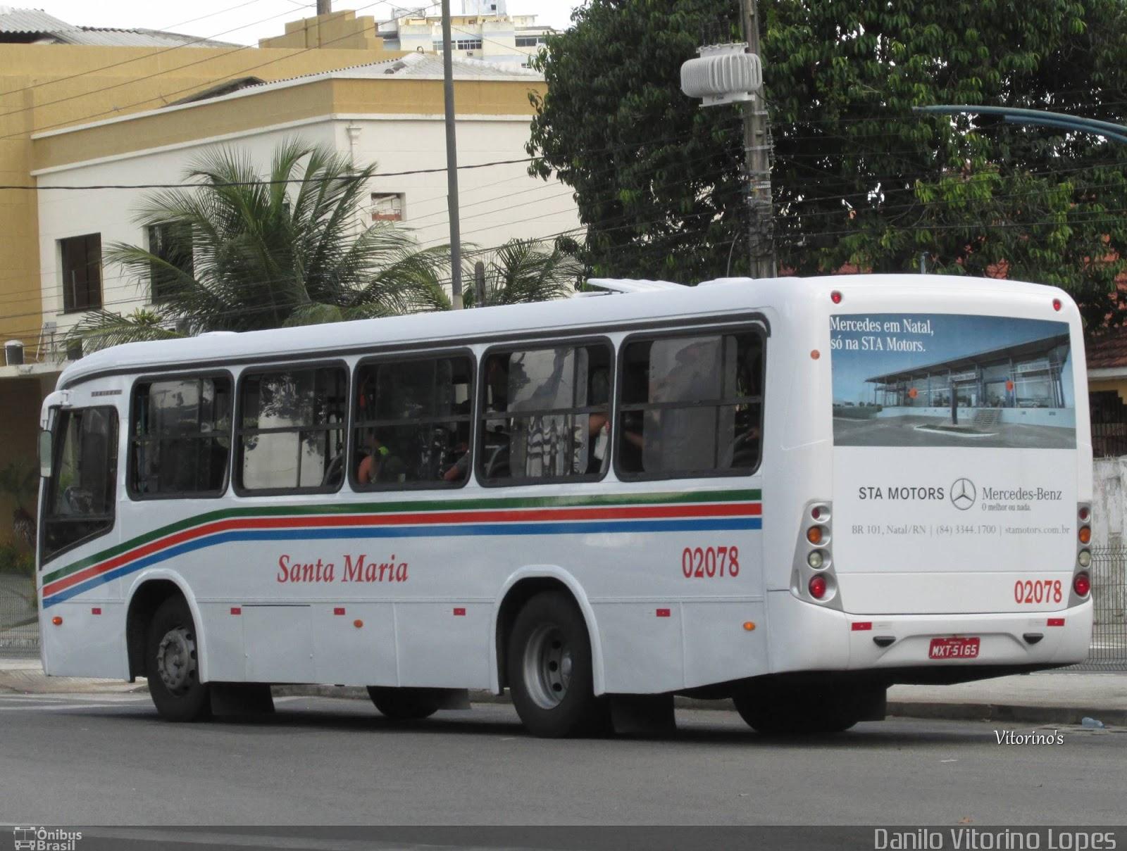 Justiça determina passe livre nos ônibus de Natal para portadores de HIV