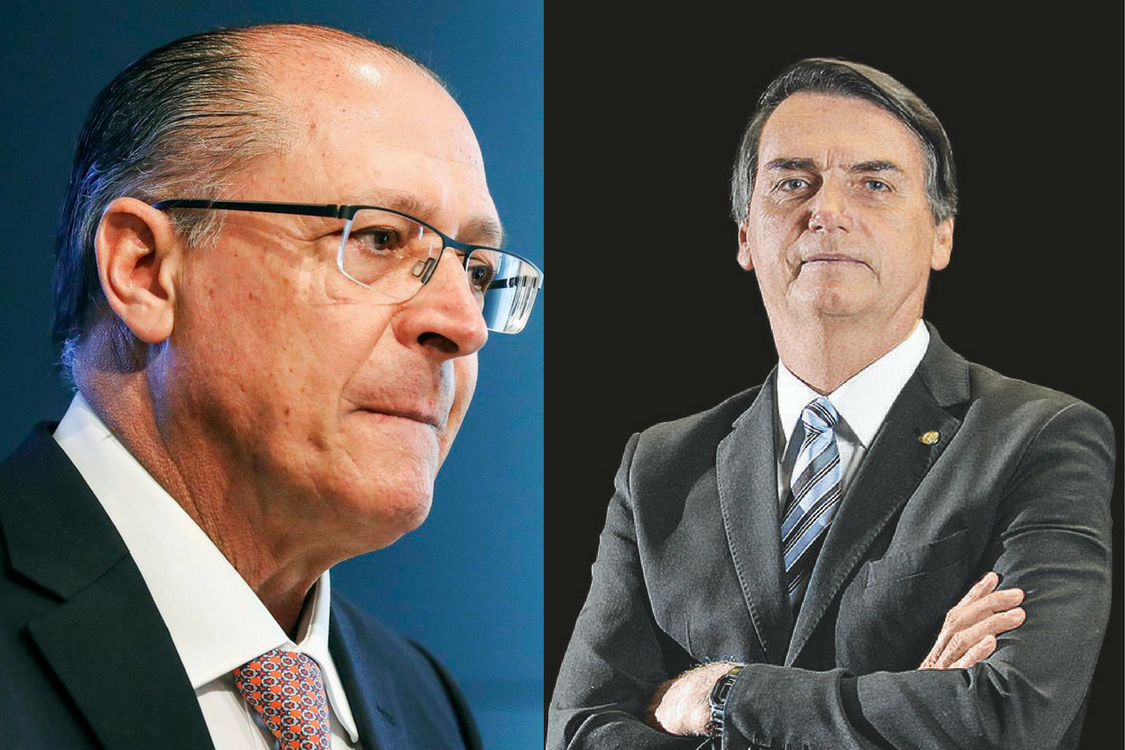 Alckmin com 5 minutos e Bolsonaro com 8 segundos; confira o tempo de propaganda dos presidenciáveis