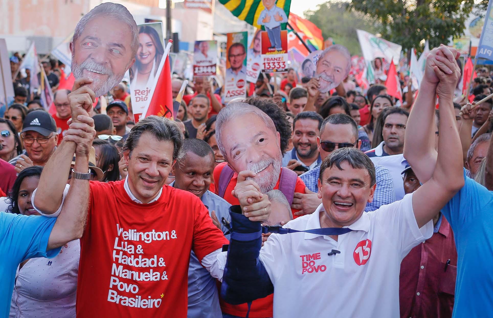 Ministério Público pede condenação de Haddad por enriquecimento ilícito