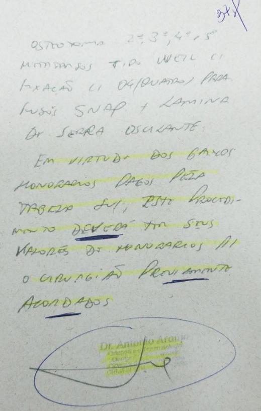 MPRN denuncia médico do SUS que cobrou por procedimento