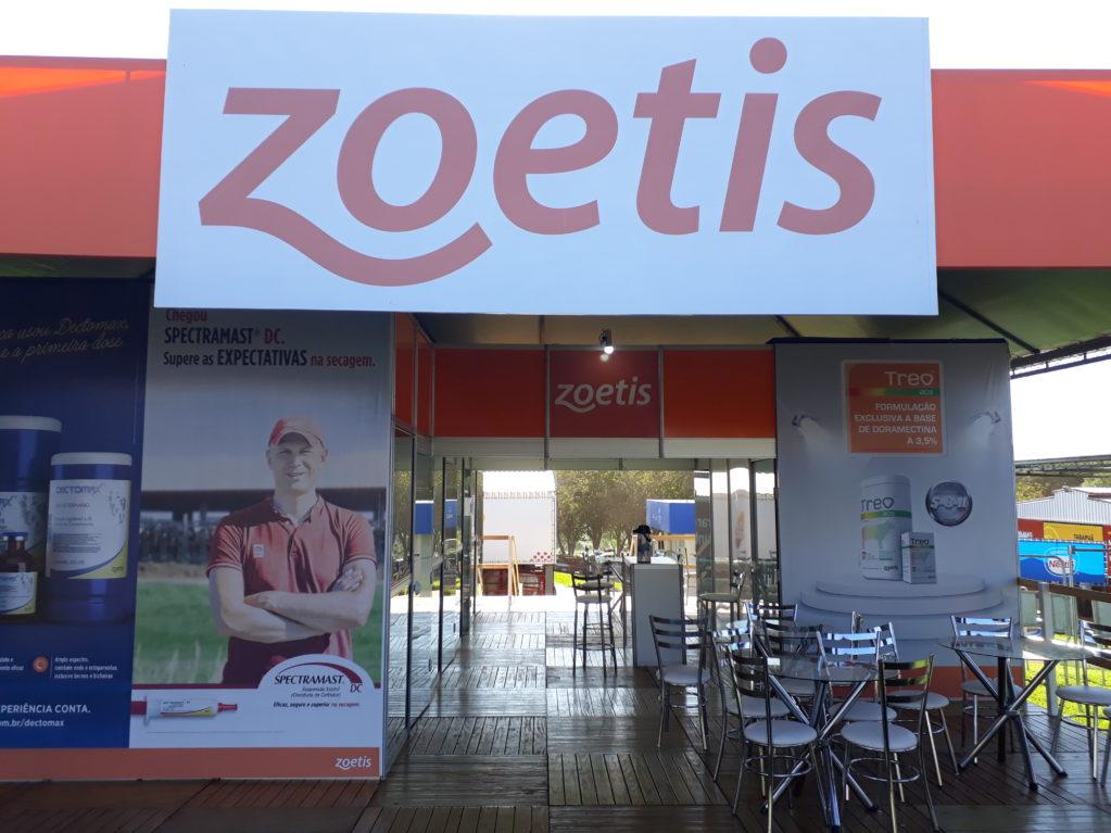 Receita da Zoetis é de US$ 1,4 bilhão no segundo trimestre de 2018