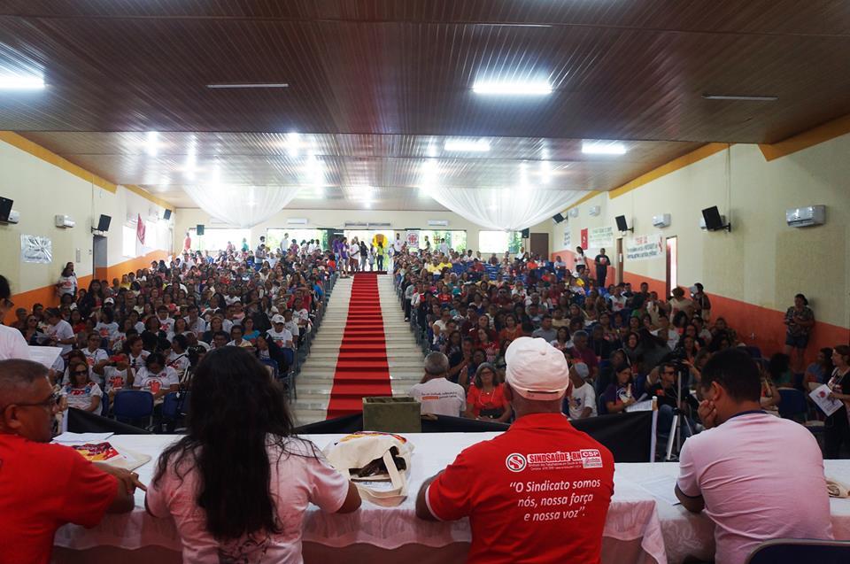 Servidores da Saúde paralisam atividades no RN nesta quinta-feira sindsaúde