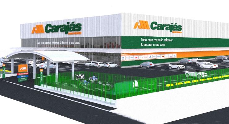 Carajás inaugura loja em São Gonçalo do Amarante na próxima semana