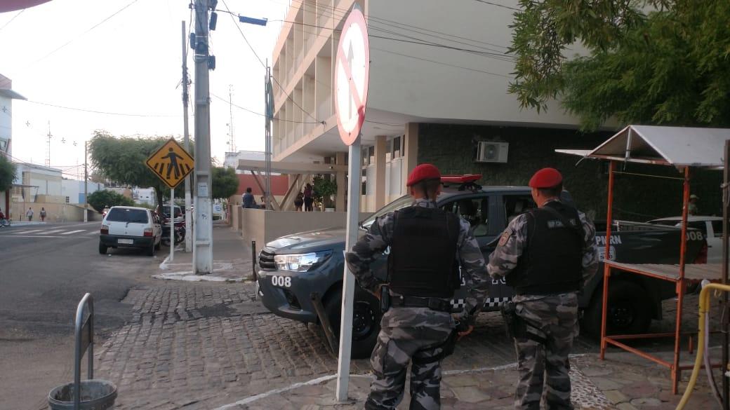 ? Operação do MPRN prende prefeito e vereador de Caicó
