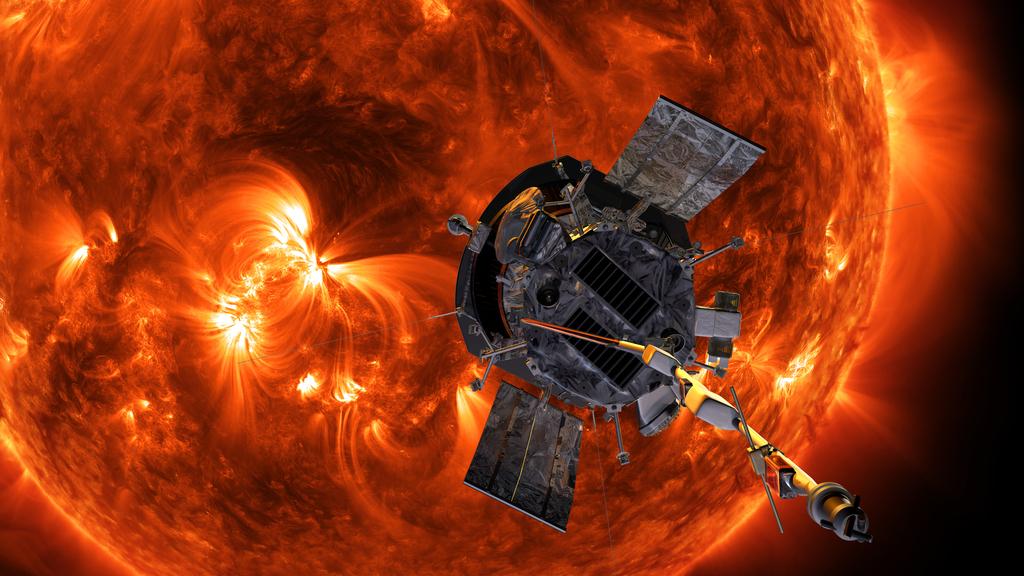 NASA vai lançar sonda espacial que 'tocará' o sol