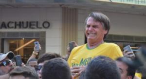 Alvo de boatos envolvendo ataque a Bolsonaro jovem sofre ameaças de morte