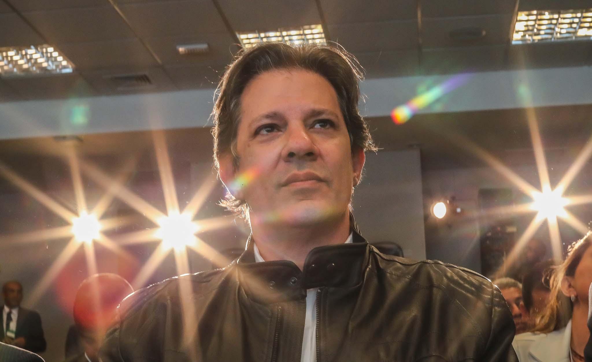 Ministério Público denuncia Fernando Haddad por corrupção e lavagem de dinheiro