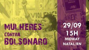Mulheres Unidas Contra Bolsonaro