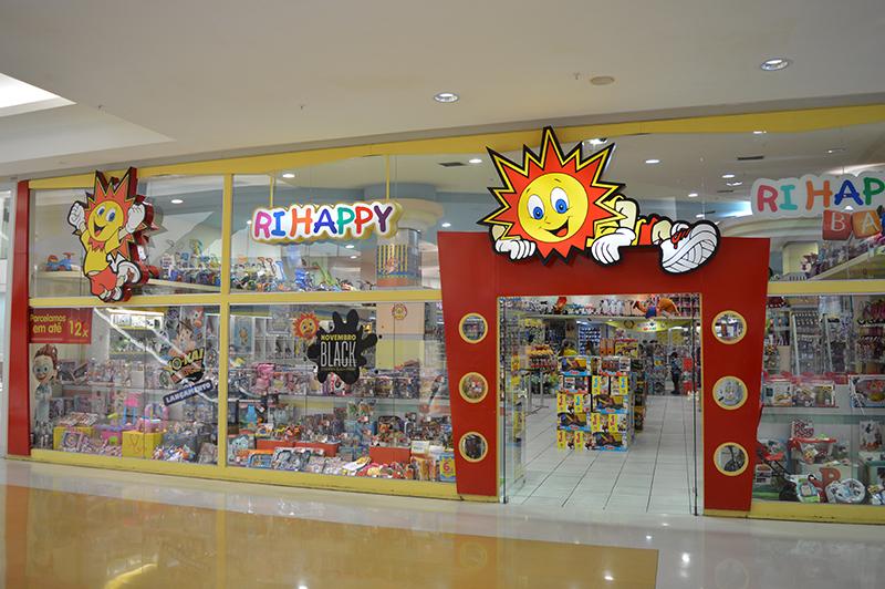 Ri Happy contrata profissionais temporários para o 'Dia das Crianças'