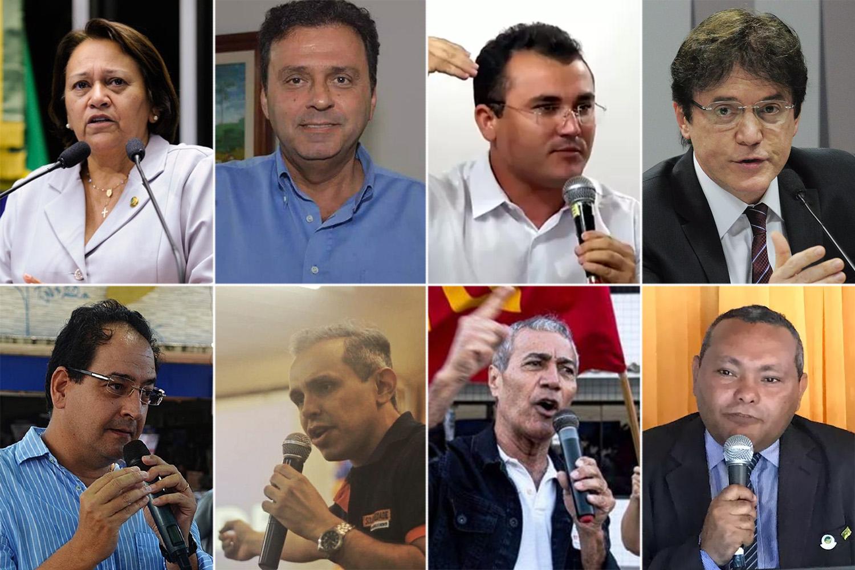TVU realiza debate com candidatos ao Governo do Rio Grande do Norte