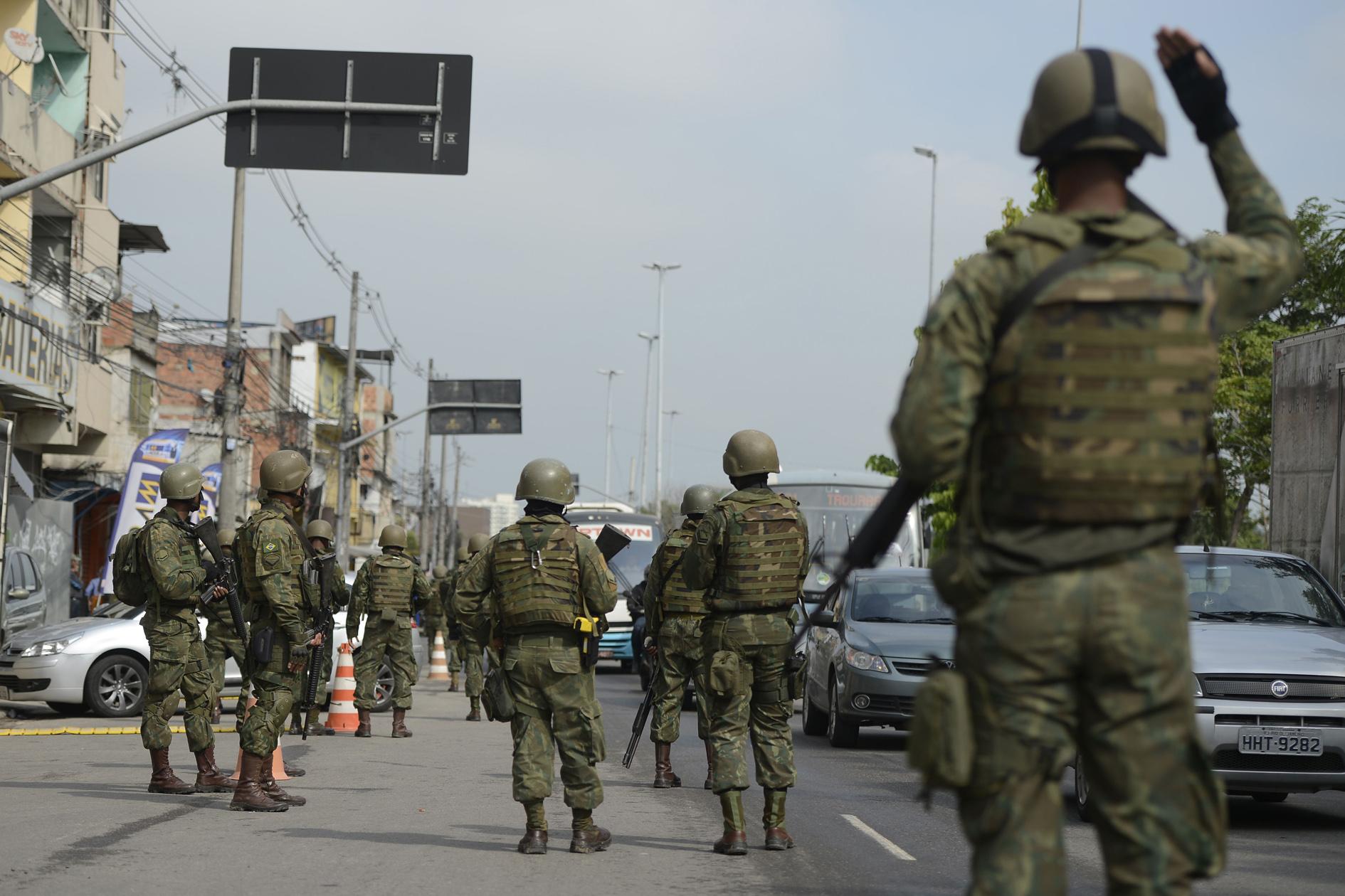 forças armadas no rio grande do norte