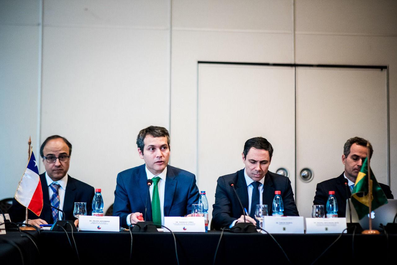 Chile conclui negociações para acordo de livre comércio com o Brasil