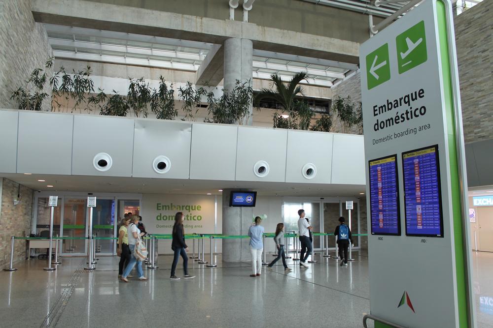 Aeroporto de Natal espera 29 mil passageiros durante o feriado