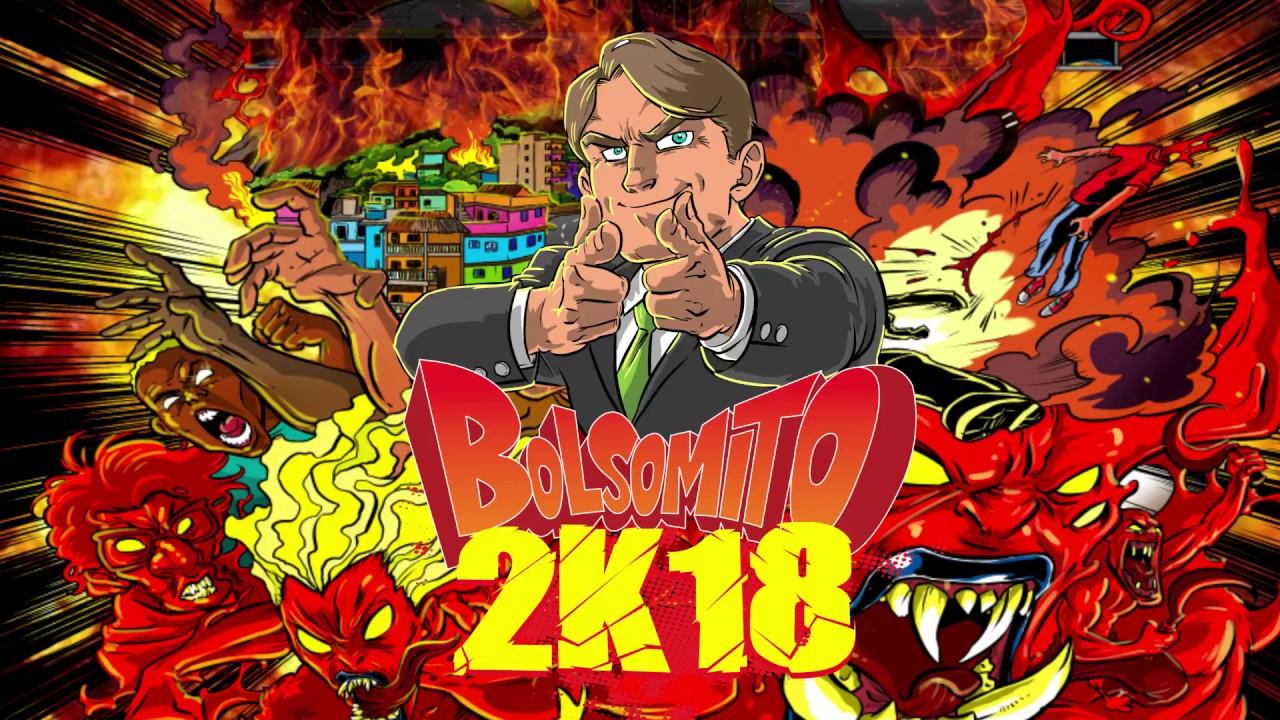 """Avatar de Bolsonaro """"espanca"""" mulheres, negros e gays em jogo"""