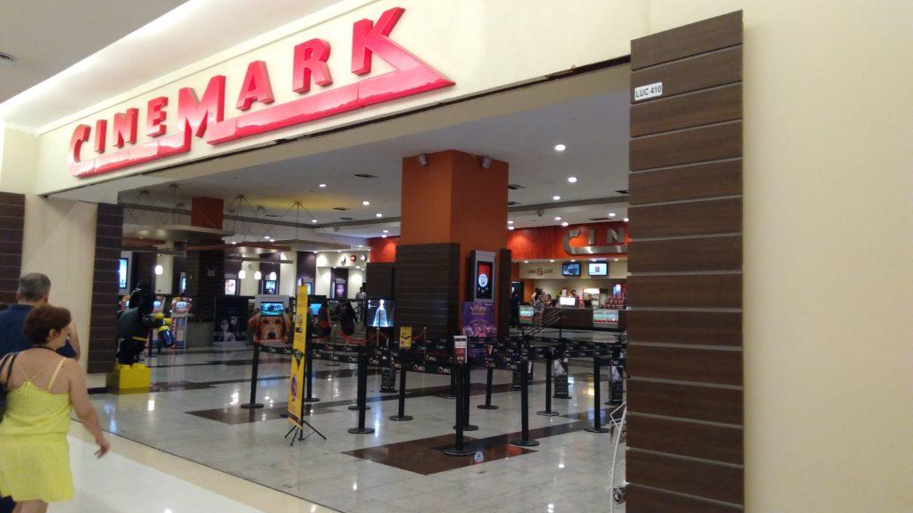 Cinemark é penalizada por ter cobrado taxa de conveniência em Natal