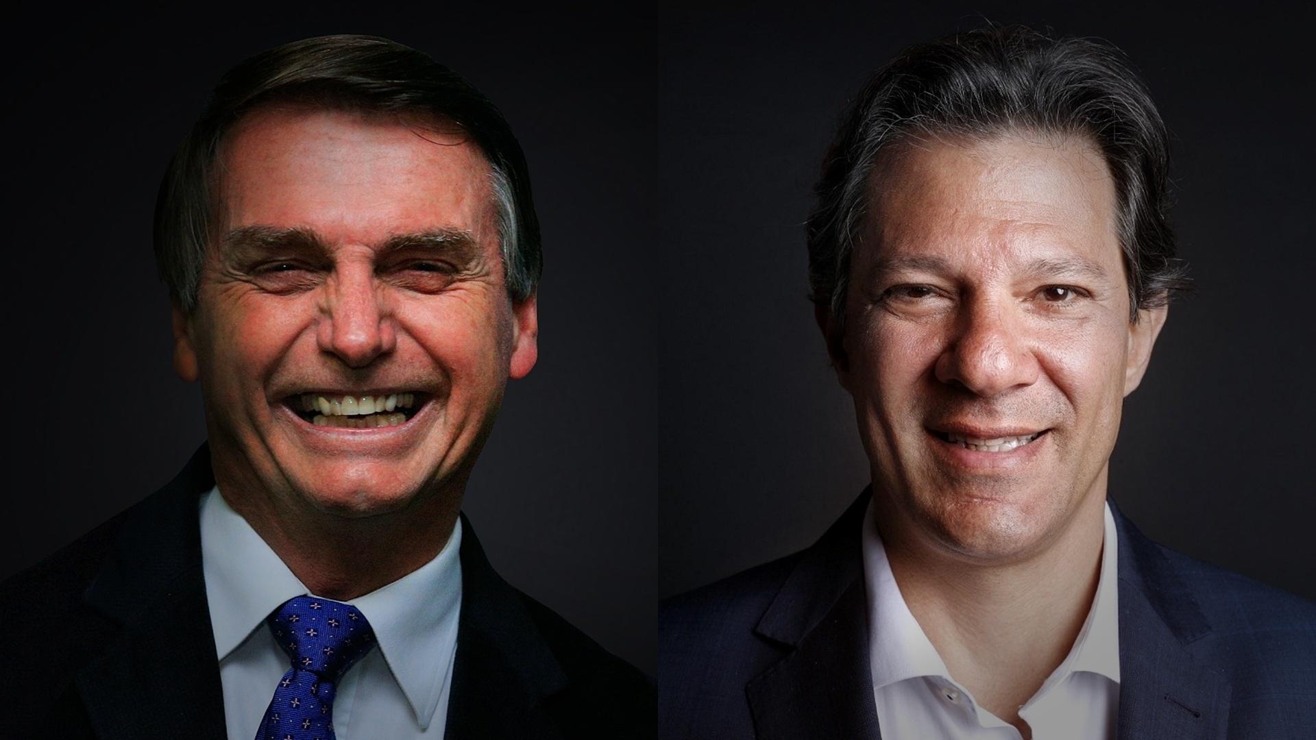 Datafolha: Bolsonaro chega a 35% e abre 13 pontos de vantagem para Haddad