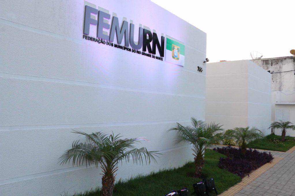 Federação dos Municípios do Rio Grande do Norte - FEMURN.
