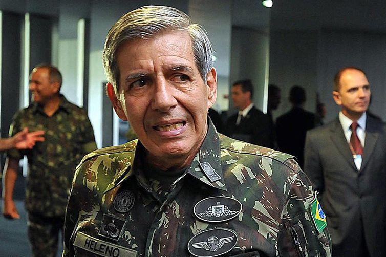 General Heleno diz que é uma vergonha receber salário de R$ 19 mil