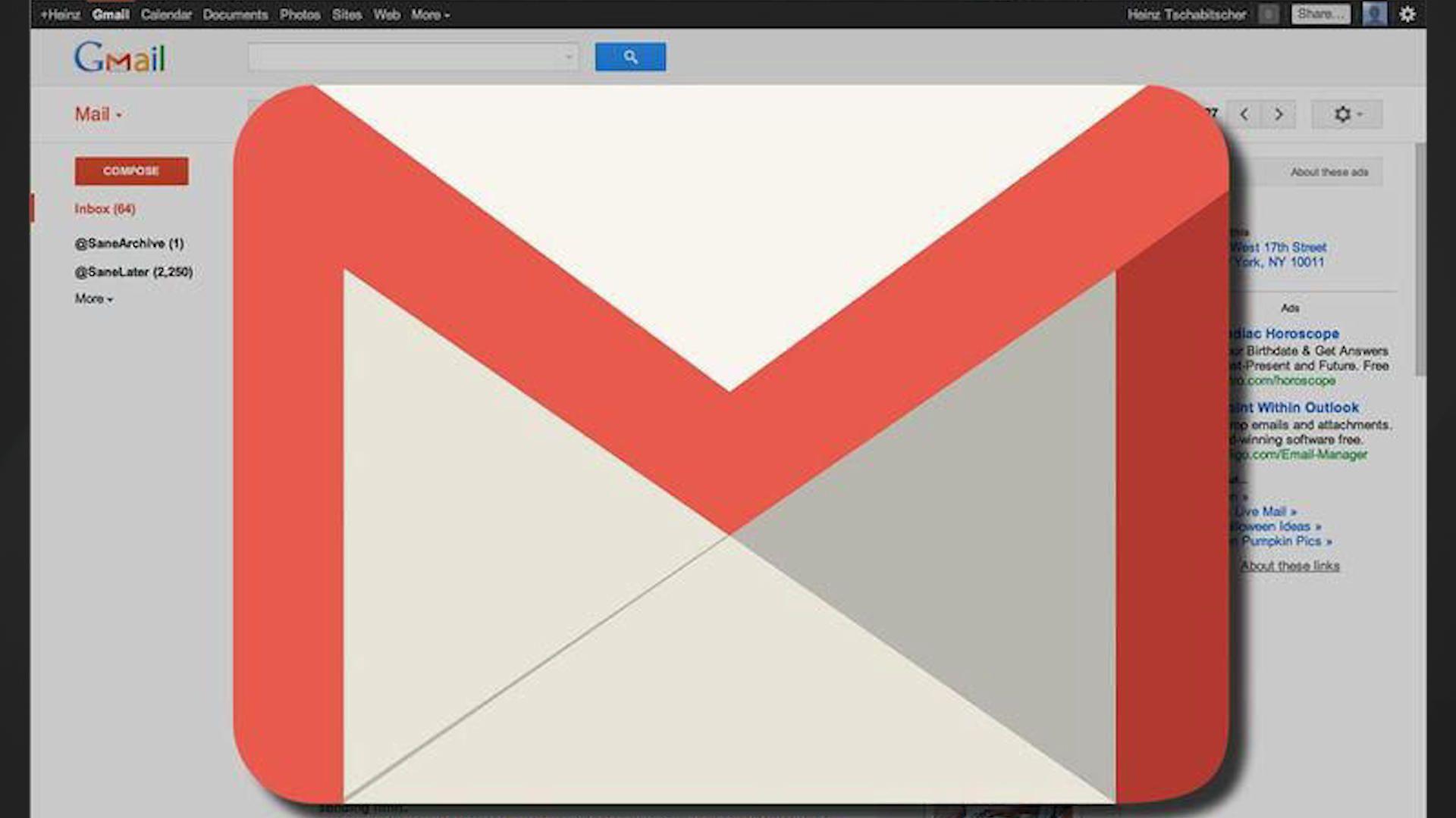 """Gmail anuncia """"Smart Compose"""" em português"""