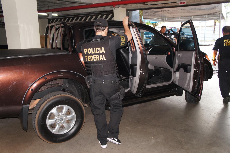 Narco Trucks operação da PF polícia federal dentro do RN