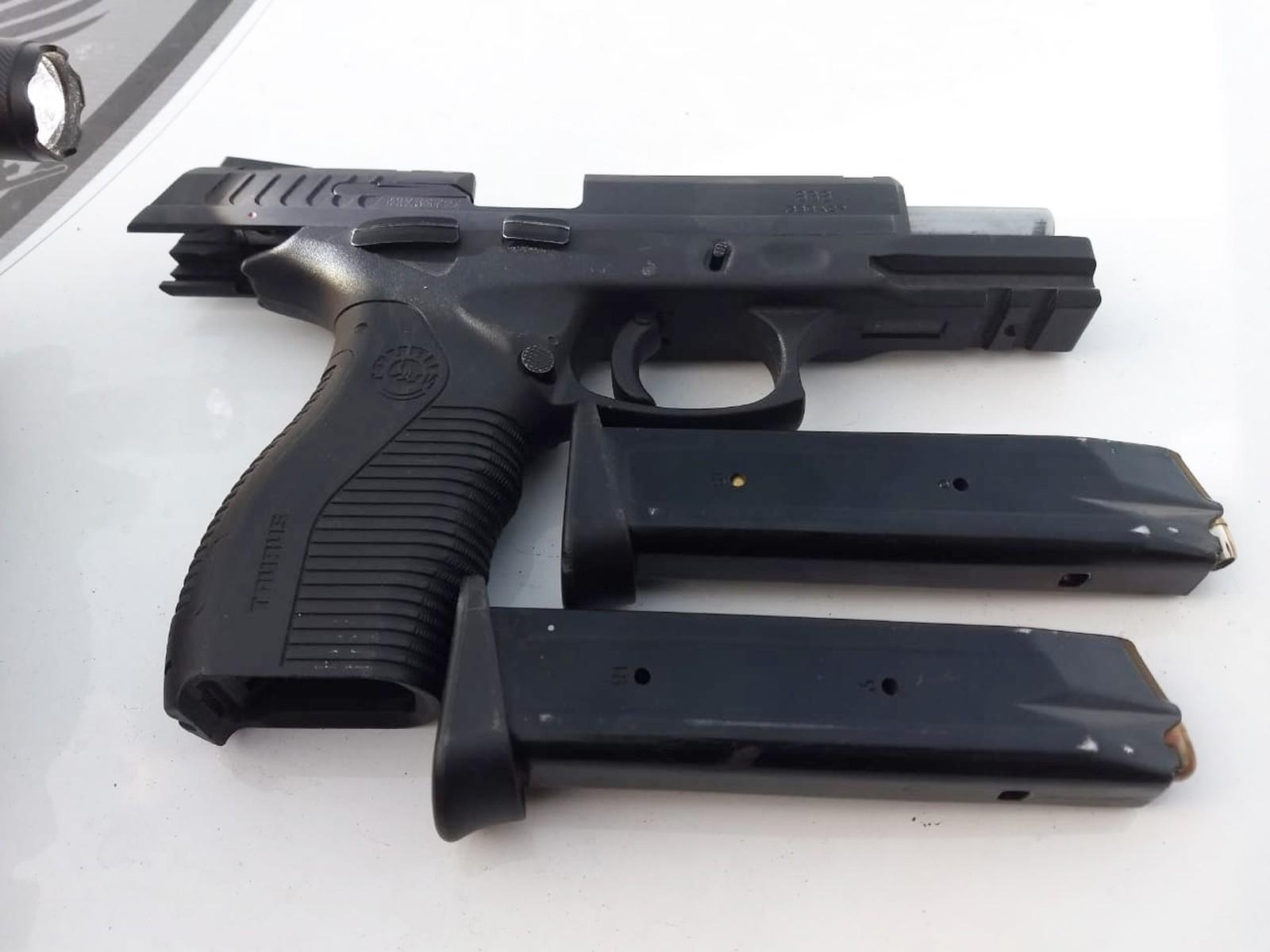 Vigilante preso no RN com arma ilegal fornecida pela empresa é indenizado em R$ 70 mil