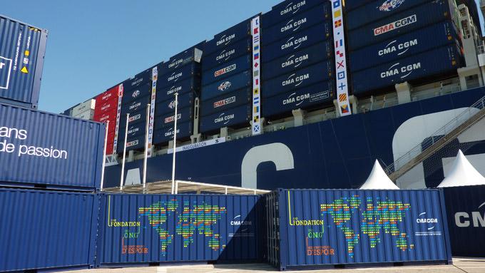 Porto de Natal atinge recorde mundial no embarque de contêineres refrigerados