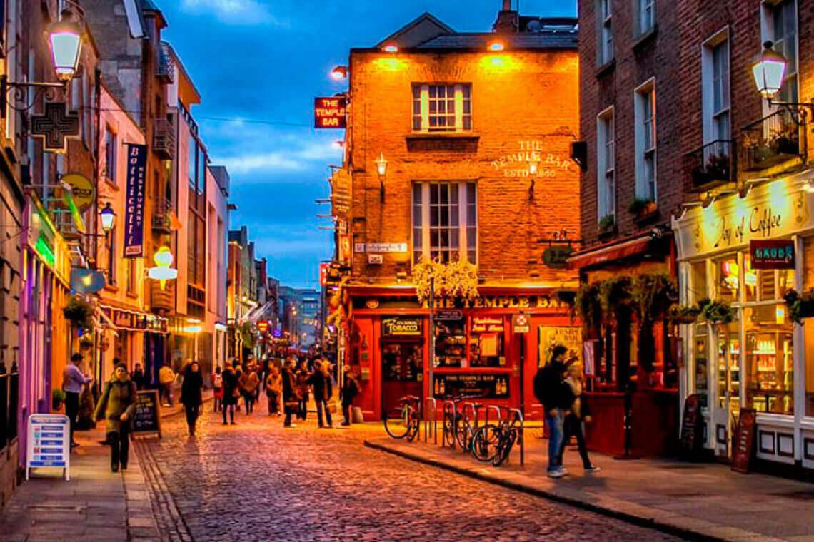 Quatro bons motivos para o brasileiro trabalhar e estudar na Irlanda