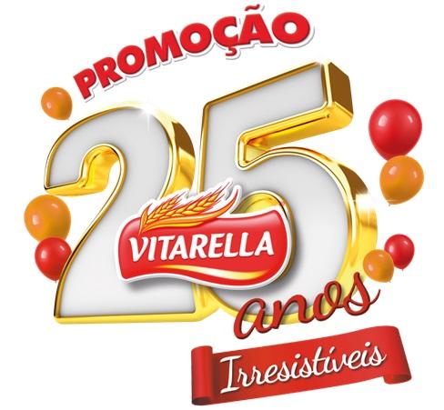 'Promoção Vitarella 25 anos irresistíveis' traz grandes prêmios de aniversário