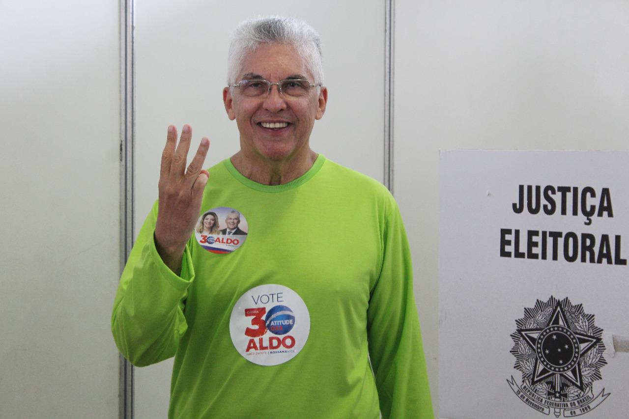 Aldo Medeiros é eleito presidente da OAB do Rio Grande do Norte