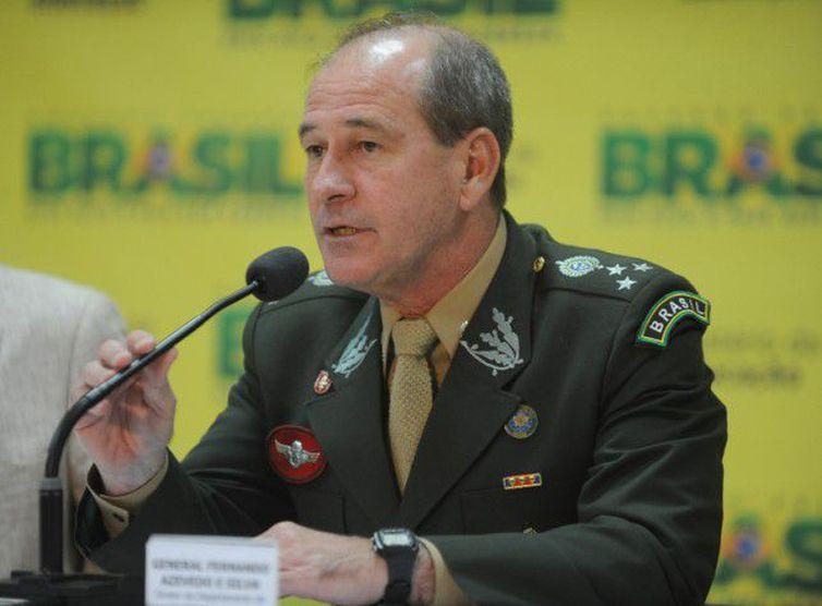 General Fernando Azevedo será o ministro da Defesa do governo Bolsonaro