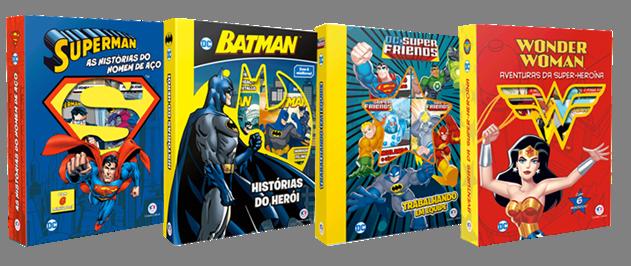 Coleção Box DC Comics