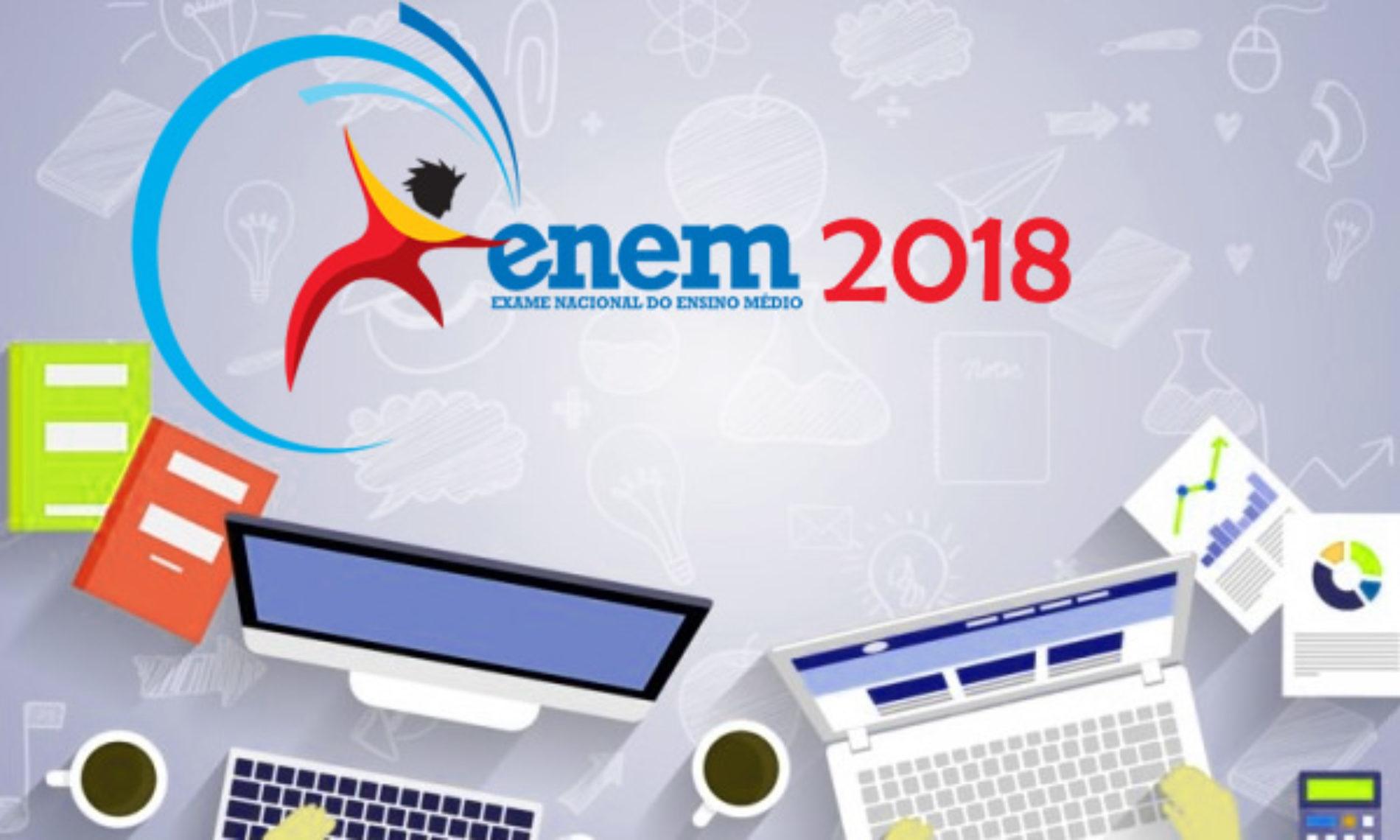 Inep divulga gabarito oficial do Enem 2018 e Cadernos de Questões