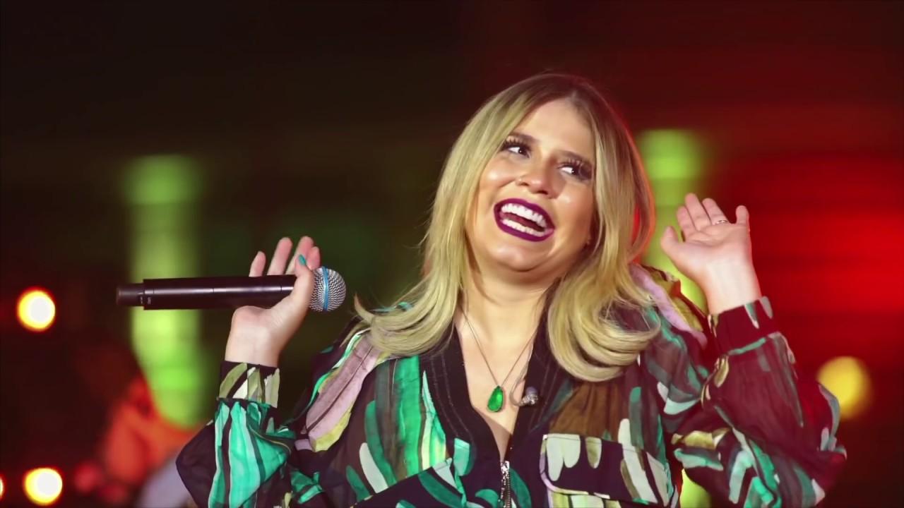 Marília Mendonça faz show gratuito nesta segunda-feira (26) em Natal