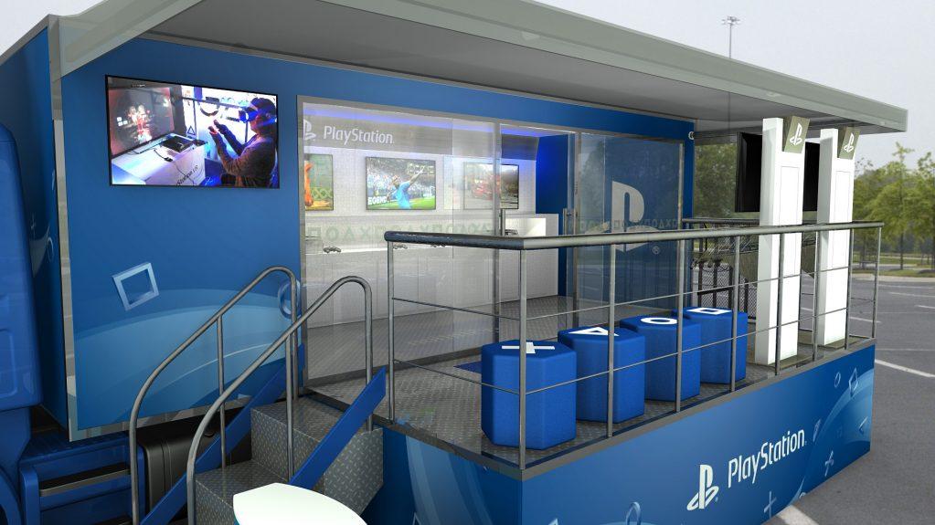 Natal recebe o evento PlayStation na Estrada PS Truck