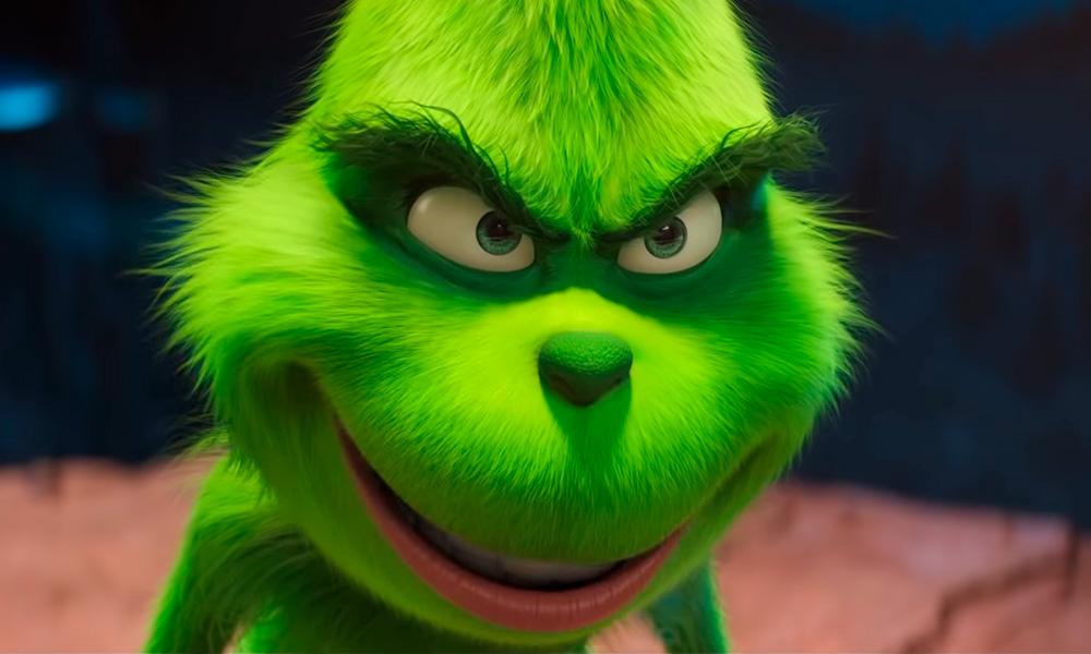 O Grinch está de volta aos cinemas brasileiros com dublagem de Lázaro Ramos