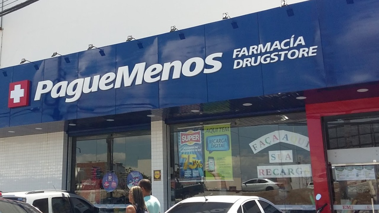 Pague Menos oferece descontos de até 50% na Black Friday