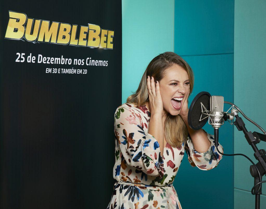 Paolla Oliveira dubla vilã em 'Bumblebee'