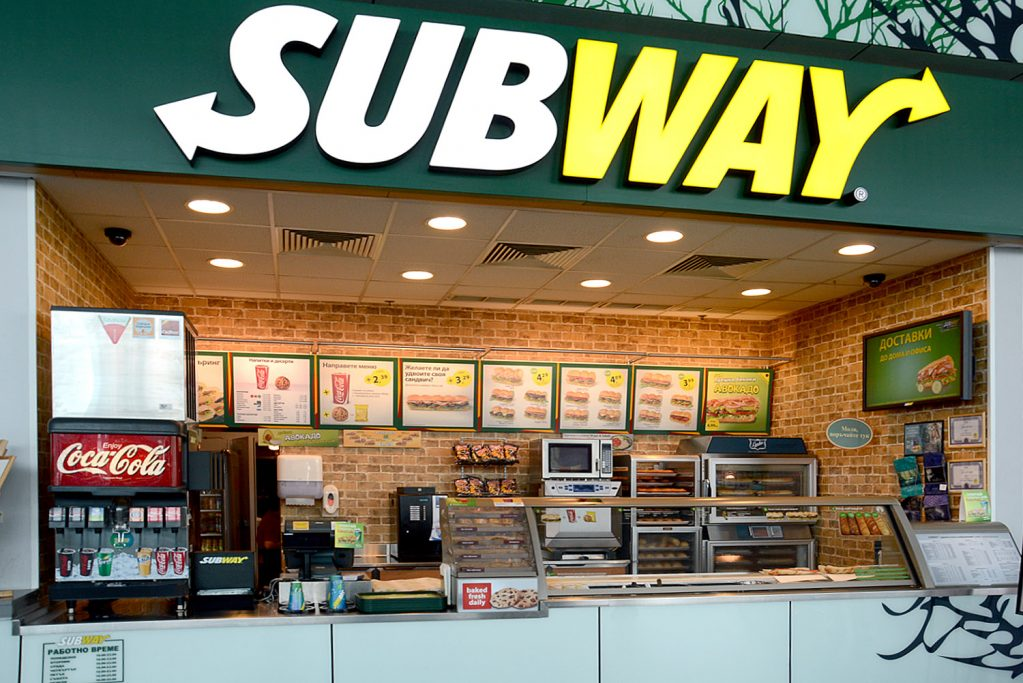 Subway traz promoção de Black Friday com dois sucessos de venda