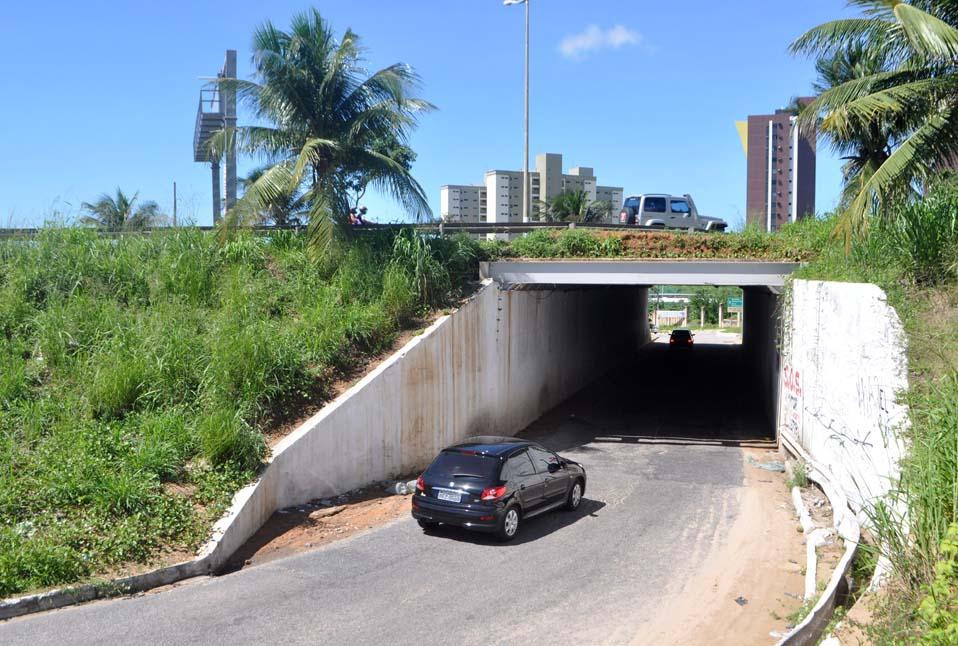 Túnel de Neópolis