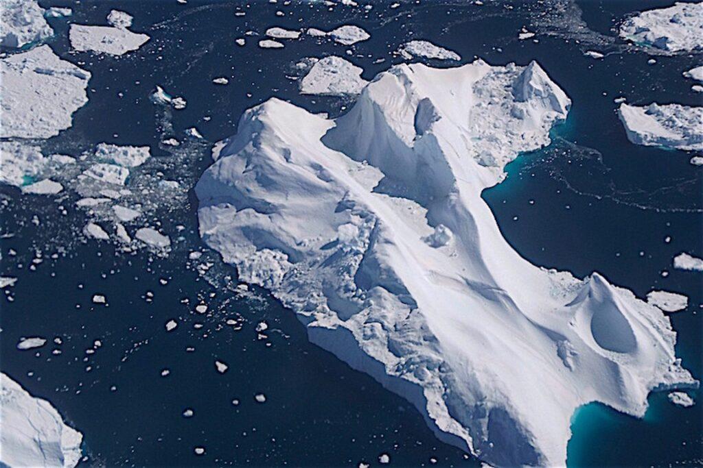 derretimento das geleiras da antártida